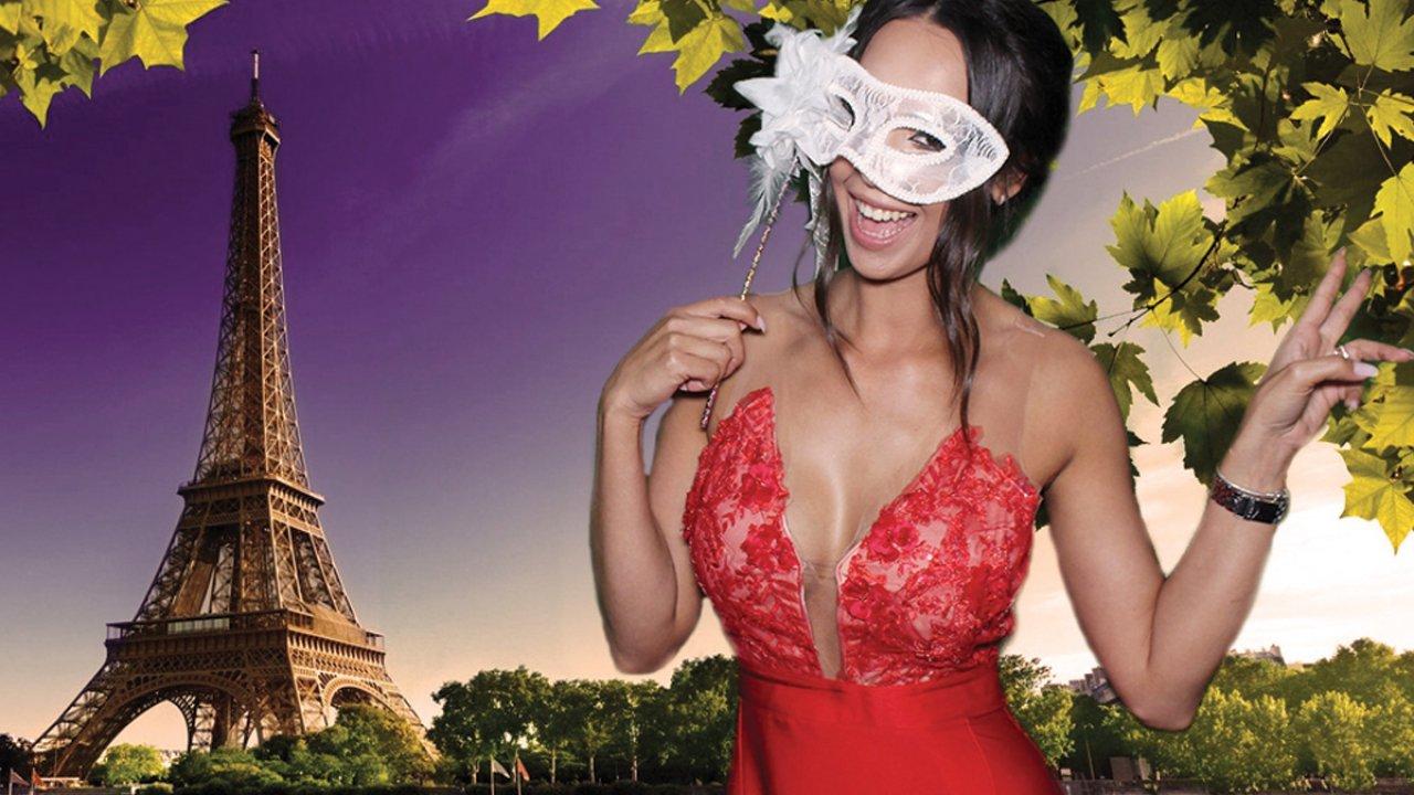 PARIS WEDDING PARTY